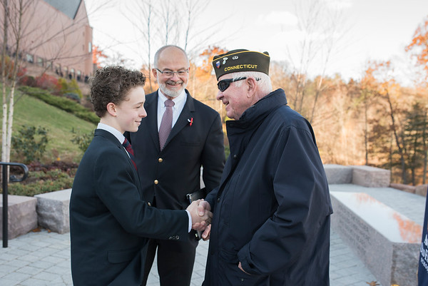 Veterans Tribute Dedication 2016