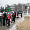 """Chancellor Cathy Sandeen and Interim Provost John Stalvey continue UAA's tradition of the Chancellor's roving holiday party. This year's party was a special one, as UAA's doors had just opened the day prior after a closure due to a magnitude 7.0 earthquake.  <div class=""""ss-paypal-button"""">181206-CHANCELLOR HOLIDAY PARTY-JRE-0356.jpg</div><div class=""""ss-paypal-button-end""""></div>"""