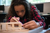 """UAA Summer Engineering Academy students build wood bridges to be tested to failure during the Structure Destruction Academy in UAA's Engineering and Industry Building.  <div class=""""ss-paypal-button"""">190625-SUMMER ENGINEERING ACADEMY-JRE-0524.jpg</div><div class=""""ss-paypal-button-end""""></div>"""