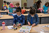 """UAA Summer Engineering Academy students install sensors on their robots during the Lego Robotics Junior Academy in UAA's Engineering and Computation Building.  <div class=""""ss-paypal-button"""">190625-SUMMER ENGINEERING ACADEMY-JRE-0250.jpg</div><div class=""""ss-paypal-button-end""""></div>"""