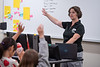 """Tammy Hanley teaches UAA Summer Engineering Academy students how to install sensors on their robots during the Lego Robotics Junior Academy in UAA's Engineering and Computation Building.  <div class=""""ss-paypal-button"""">190625-SUMMER ENGINEERING ACADEMY-JRE-0080.jpg</div><div class=""""ss-paypal-button-end""""></div>"""