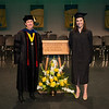 """UAA's first Rhodes Scholar, Samantha Mack, poses with her advisor, English Professor Jennifer Stone, prior to the UAA Spring 2018 Graduate Degree Hooding Ceremony.  <div class=""""ss-paypal-button""""><div class=""""ss-paypal-button"""">180505-HOODING-JRE-0024.jpg</div><div class=""""ss-paypal-button-end""""></div></div><div class=""""ss-paypal-button-end""""></div>"""