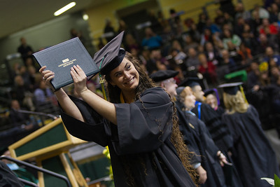 2015 Fall Commencement