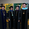 "Interim Chancellor Sam Gingerich,  Regents Gloria O'Neill and Mary K. Hughes, and UA President James R. Johnsen before the UAA 2017 Fall Commencement.  <div class=""ss-paypal-button"">171217-COMMENCEMENT PORTRAITS-JRE-0278.jpg</div><div class=""ss-paypal-button-end""></div>"