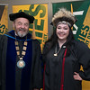 "Interim Chancellor Sam Gingerich with Student Speaker Alexandria McLearen before the UAA 2017 Fall Commencement.  <div class=""ss-paypal-button"">171217-COMMENCEMENT PORTRAITS-JRE-0265.jpg</div><div class=""ss-paypal-button-end""></div>"