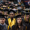 """Tevin Gladden, Bachelor of Science, Computer Science and Mathematics, waits to receive his degree during the UAA 2017 Fall Commencement.  <div class=""""ss-paypal-button"""">171217-COMMENCEMENT-JRE-0846.jpg</div><div class=""""ss-paypal-button-end""""></div>"""