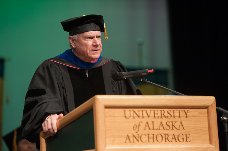 "UAA Interim Provost Duane Hrncir speaks at UAA's Fall 2017 Graduate Degree Hooding Ceremony.  <div class=""ss-paypal-button"">171216-HOODING-JRE-0202.jpg</div><div class=""ss-paypal-button-end""></div>"