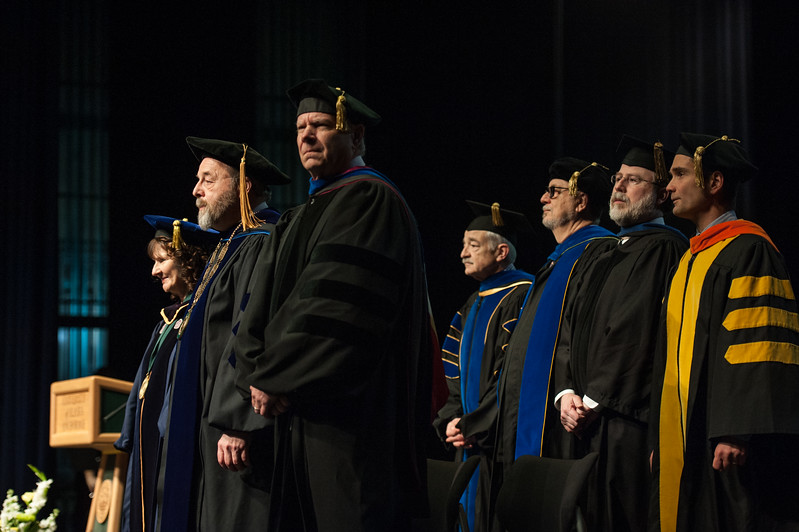 "UAA leadership at UAA's Fall 2017 Graduate Degree Hooding Ceremony.  <div class=""ss-paypal-button"">171216-HOODING-JRE-0099.jpg</div><div class=""ss-paypal-button-end""></div>"