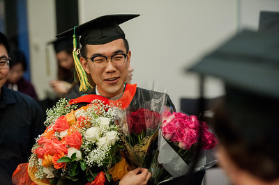 Kaixin Lu, MS, Project Management, celebrates with family after receiving his MS in Project Management at UAA's Fall 2017 Graduate Degree Hooding Ceremony.  171216-HOODING-JRE-0897.jpg
