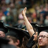 """Elizabeth Sherman Luce, BAEC BA, waves to friends and family during UAA Spring 2018 Commencement at the Alaska Airlines Center.  <div class=""""ss-paypal-button"""">180506-COMMENCEMENT-JRE-0602.jpg</div><div class=""""ss-paypal-button-end""""></div>"""