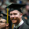 """Brendan Schick, AVTEBS, waits to receive his degree during the UAA Spring 2018 Commencement at the Alaska Airlines Center.  <div class=""""ss-paypal-button"""">180506-COMMENCEMENT-JRE-0572.jpg</div><div class=""""ss-paypal-button-end""""></div>"""