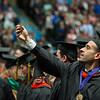 """MahmoudArafat, CIVL MS, takes a selfie during the UAA Spring 2018 Commencement at the Alaska Airlines Center.  <div class=""""ss-paypal-button"""">180506-COMMENCEMENT-JRE-0611.jpg</div><div class=""""ss-paypal-button-end""""></div>"""