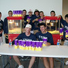 The Trine men's lacrosse team sponsored comedy night early in September.<br /> <br /> Photo by: Bowen Arrow Photography.