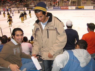 International Student Ice Hockey