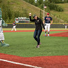 "Chancellor Cathy Sandeen after throwing the first pitch at UAA Night at the Ballpark as UAA hosts a Chugiak-Eagle River Chinooks baseball game at Lee Jordan Field in Chugiak.  <div class=""ss-paypal-button"">190610-CHANCELLOR BASEBALL-JRE-0194.jpg</div><div class=""ss-paypal-button-end""></div>"