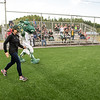 "Chancellor Cathy Sandeen is accompanied by Spirit as she heads to the mound to throw the first pitch at UAA Night at the Ballpark as UAA hosts a Chugiak-Eagle River Chinooks baseball game at Lee Jordan Field in Chugiak.  <div class=""ss-paypal-button"">190610-CHANCELLOR BASEBALL-JRE-0158.jpg</div><div class=""ss-paypal-button-end""></div>"