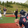 "Chancellor Cathy Sandeen throws the first pitch at UAA Night at the Ballpark as UAA hosts a Chugiak-Eagle River Chinooks baseball game at Lee Jordan Field in Chugiak.  <div class=""ss-paypal-button"">190610-CHANCELLOR BASEBALL-JRE-0174.jpg</div><div class=""ss-paypal-button-end""></div>"