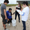 environmental-science-students-test-water-samples-at-the-universitys-beach_13583307415_o