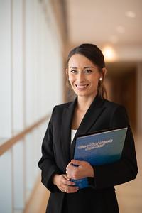 College of Business Student Ciara Castro