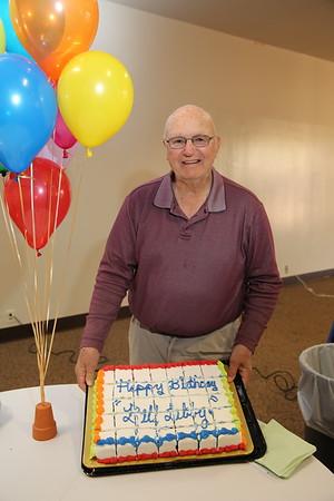 2018 - Bill Libby's Birthday