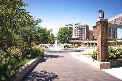 Campus Scenes