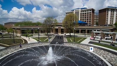 Fountain Aerial 2016