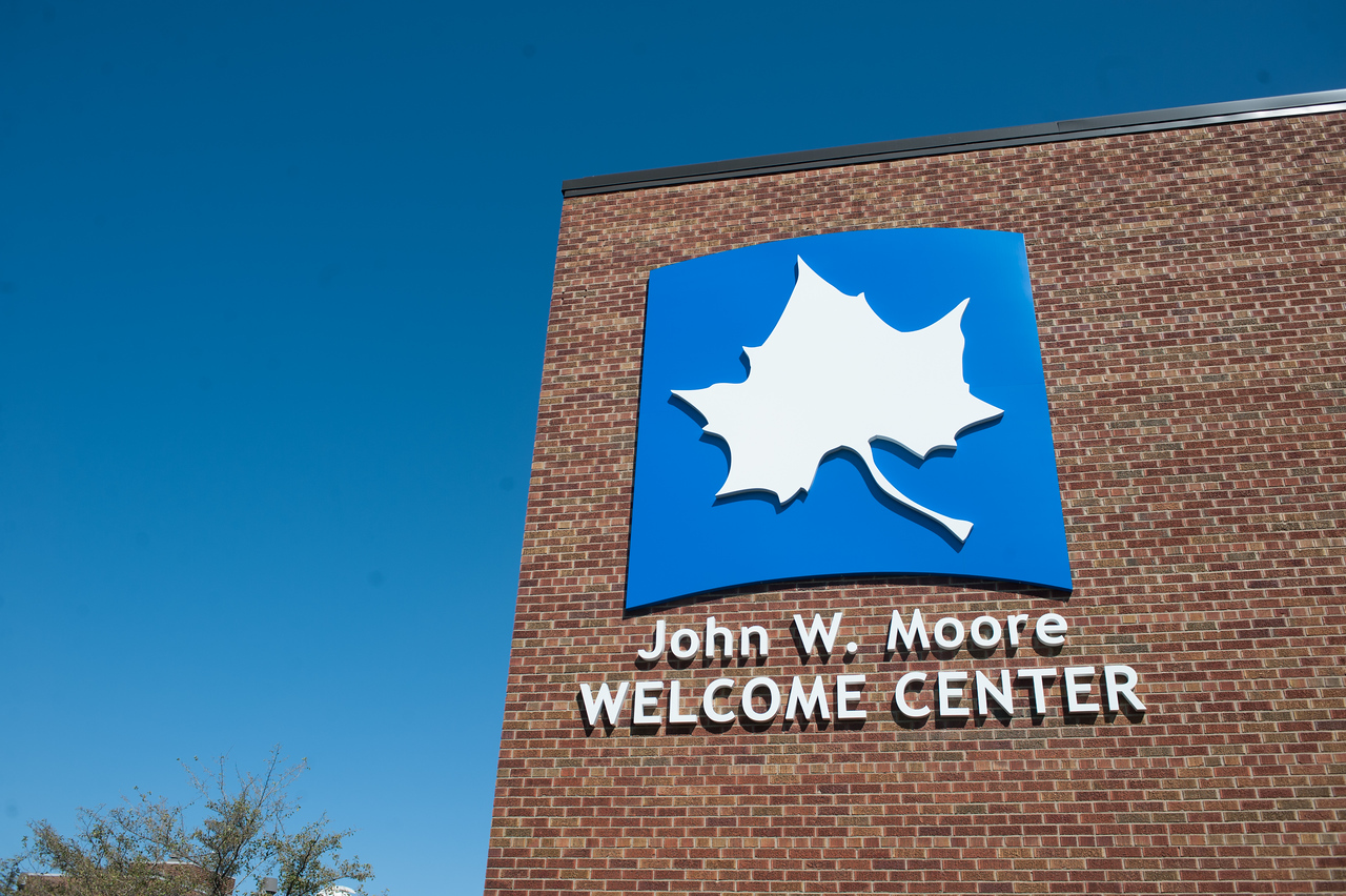 John W. Moore Welcome Center