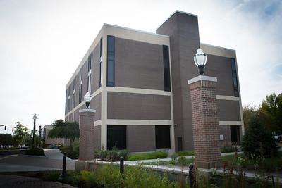 College of Nursing building