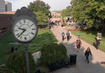 Alumni Clock