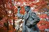 V12 Statue