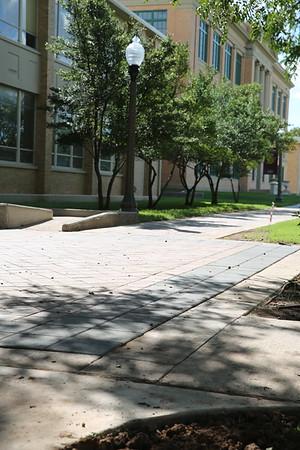 New Cooke Sidewalks