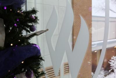 Christmas Tree & W