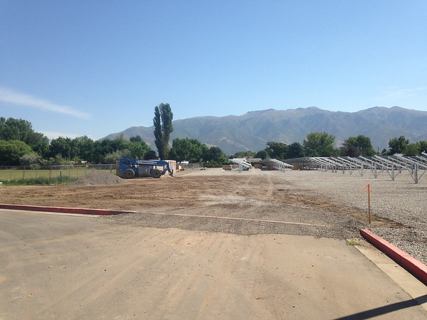 Davis Solar project