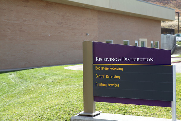 Receiving and Distribution Services Building