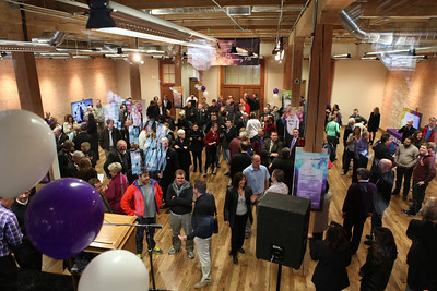 Weber State University Downtown Campus Grand Opening, 1/2014