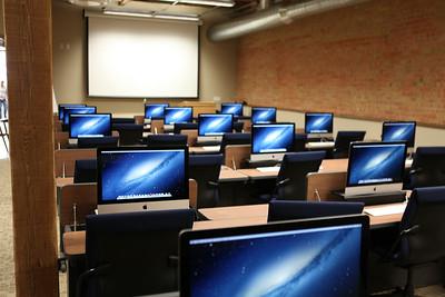 Computer Lab, Downtown Ogden Campus, September 2013