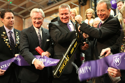 Weber State University Downtown Campus Ribbon Cutting