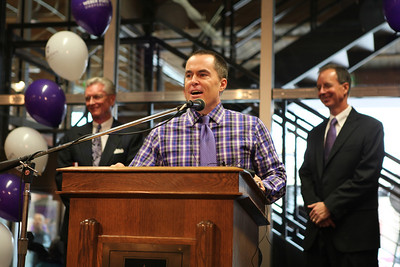 Alex Lawrence, Weber State University Downtown Grand Opening