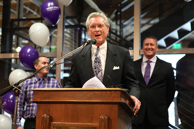 Alan Hall, Weber State University Downtown Grand Opening