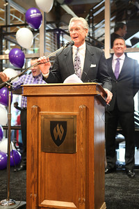 Alan Hall, Weber State University Downtown Campus Grand Opening