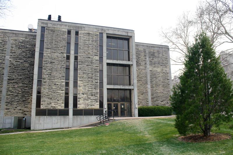 King Hall on the Kansas State campus on April 5, 2019. (Dene Dryden | Collegian Media Group)