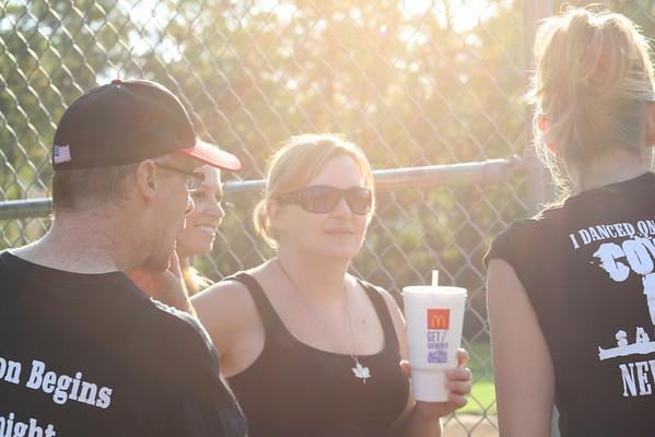 FAS vs. Students Softball