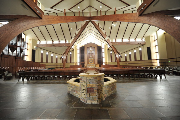 Chapel of the Christ interior photos