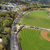 aerial photos of Uptown campus.  Photographer: Gary Gold