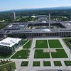 Aerials - Uptown Campus