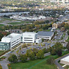 2012 aerials of UAlbany's East Campus. Photographer: Gary Gold