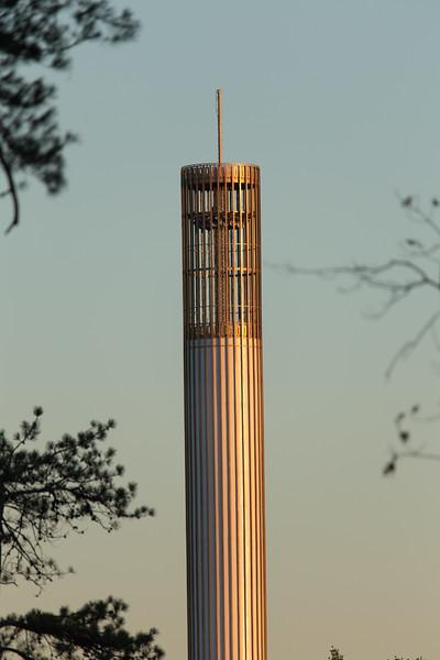 Carillon at Sunset