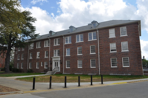 Ohio Hall Renovations