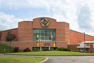 CFSB Center Exterior