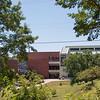 Curris Center Exterior
